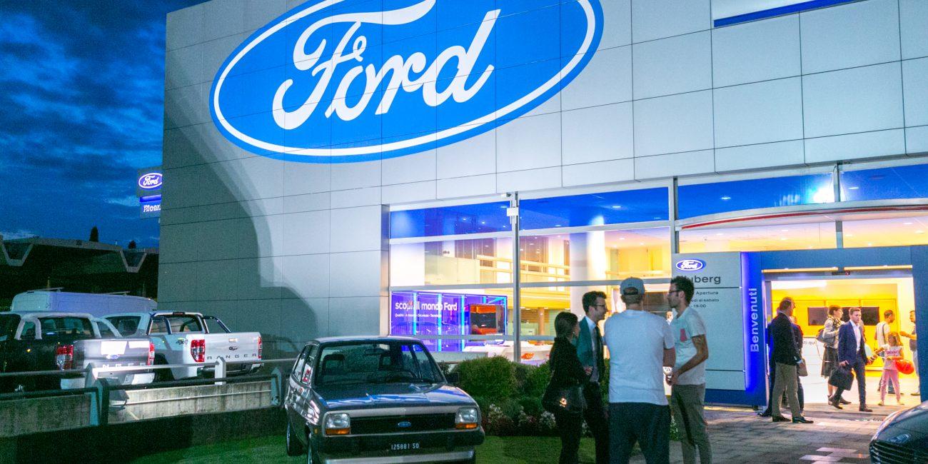 Nuova Ford Fiesta 2018 4