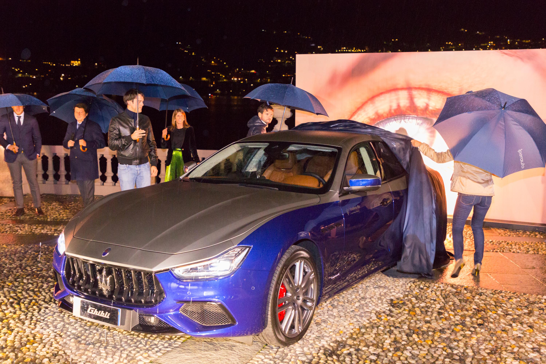 Maserati Ghibli - Como Casta Diva Resort 7