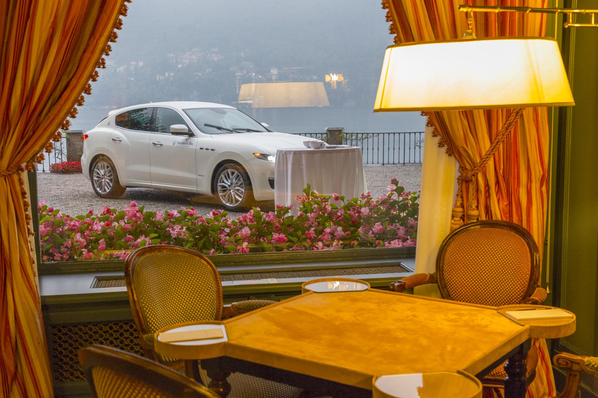 Maserati Levante - Villa d'Este 2
