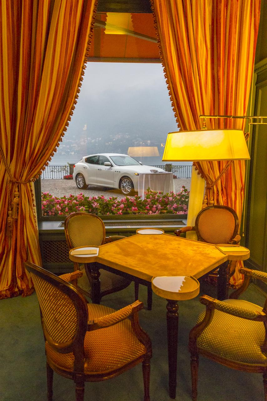 Maserati Levante - Villa d'Este 3