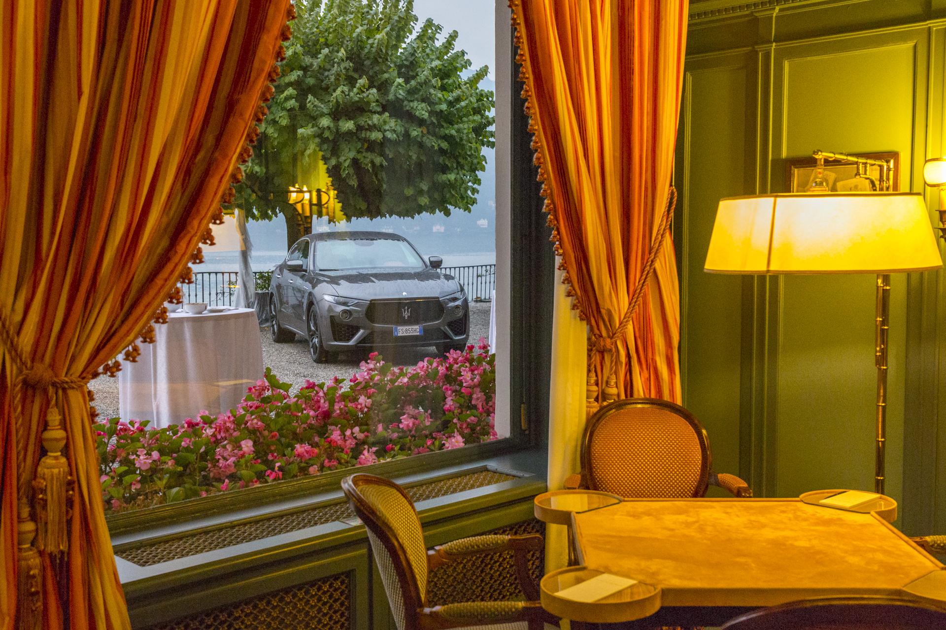 Maserati Levante - Villa d'Este 6