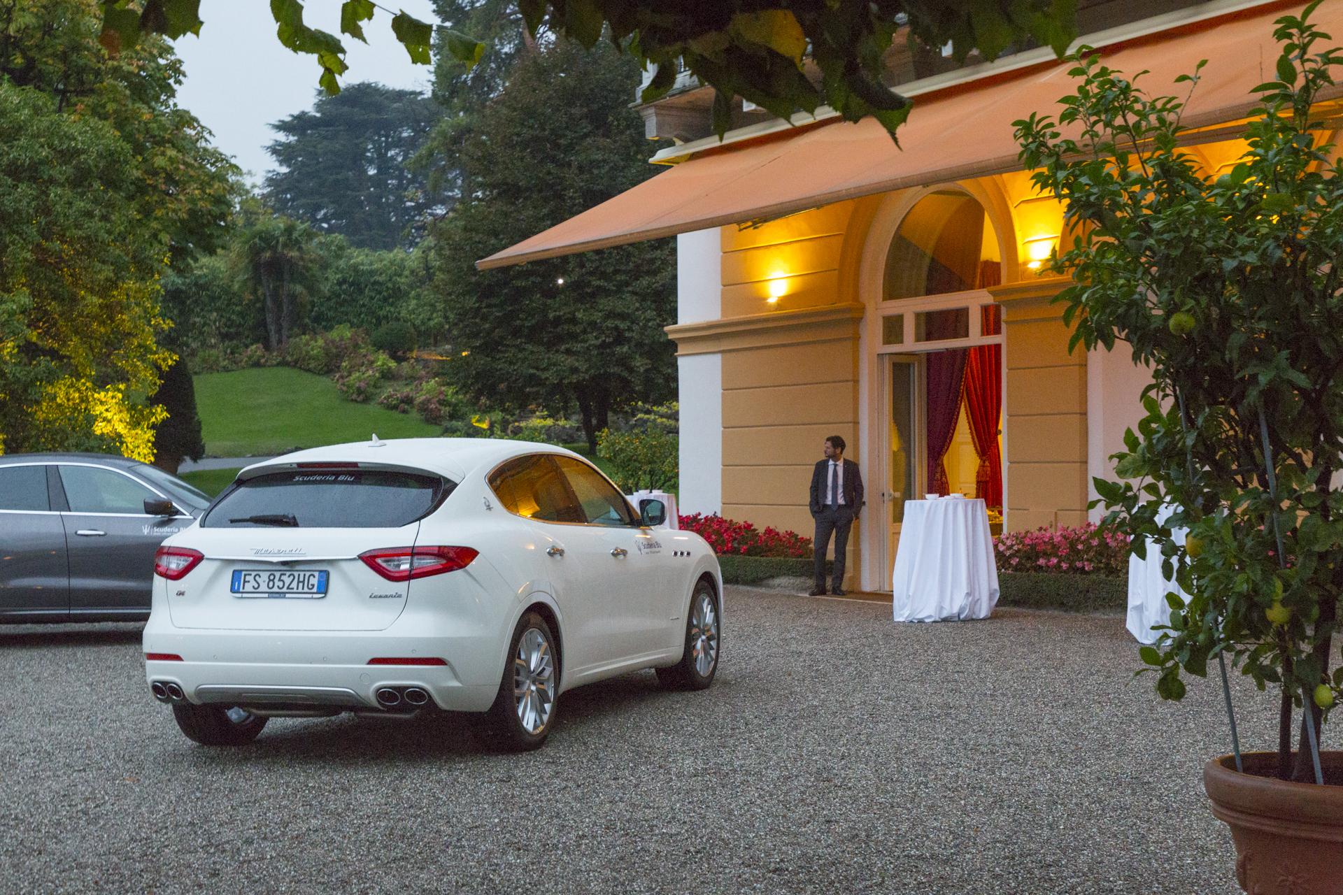 Maserati Levante - Villa d'Este 8