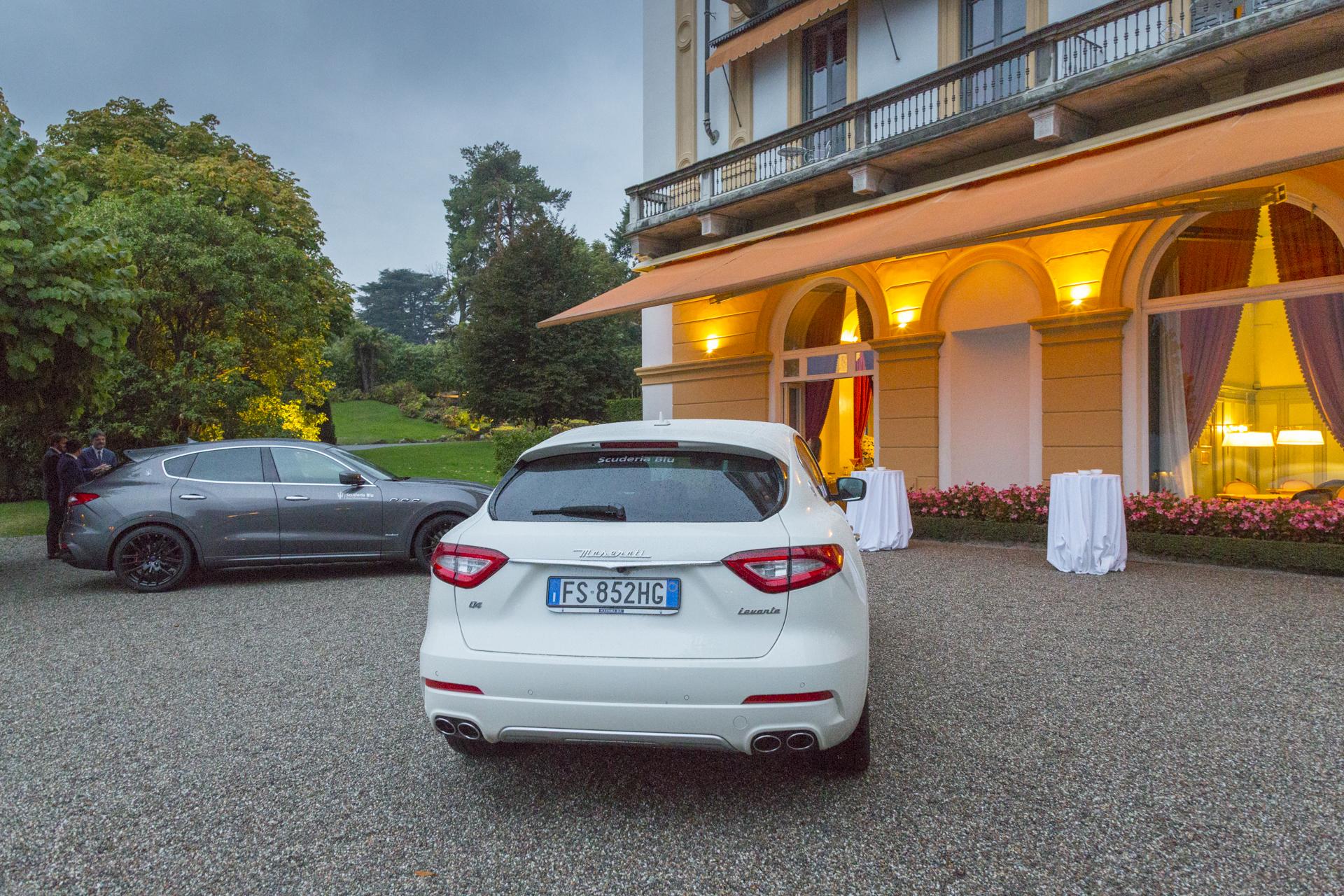 Maserati Levante - Villa d'Este 9