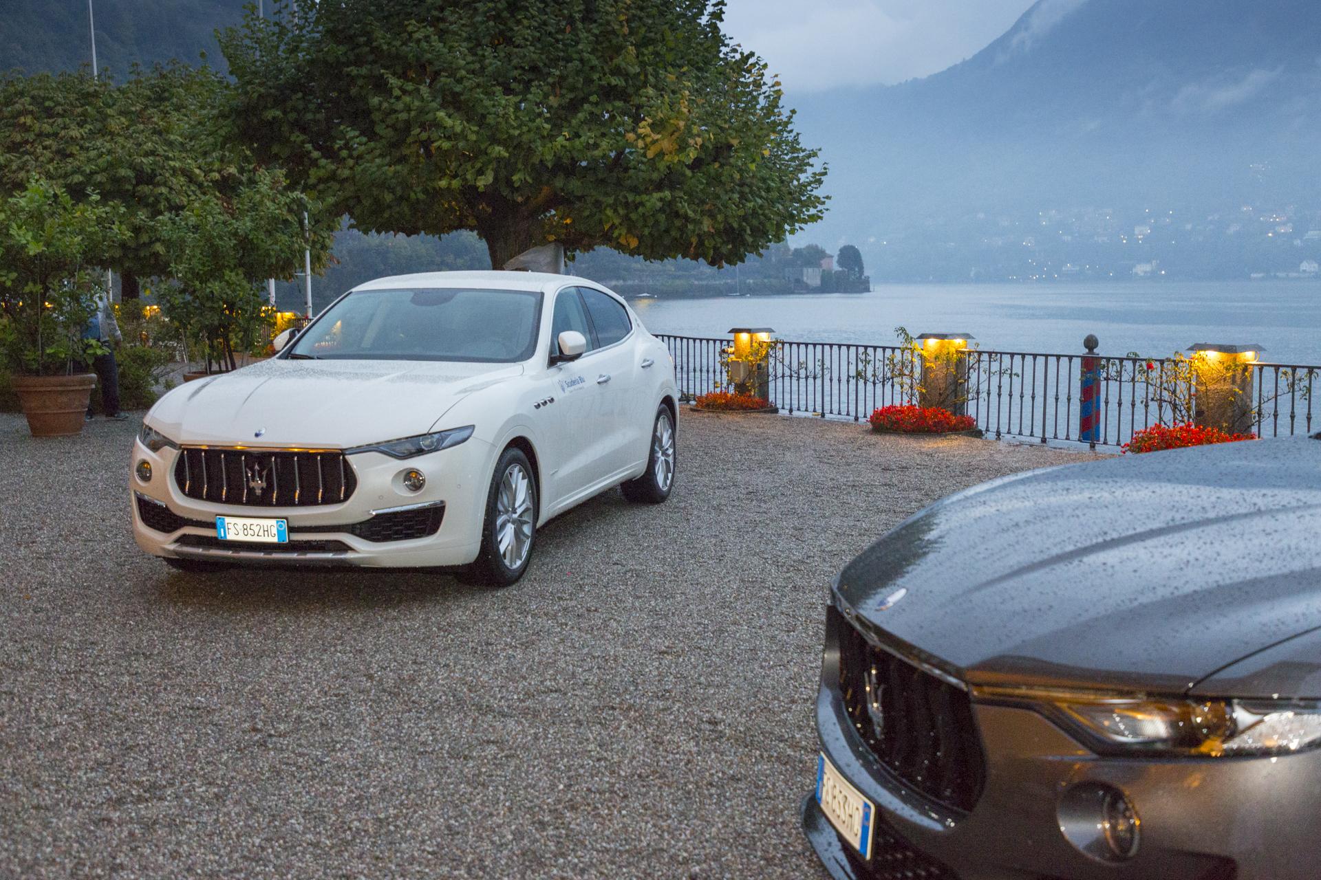 Maserati Levante - Villa d'Este 12