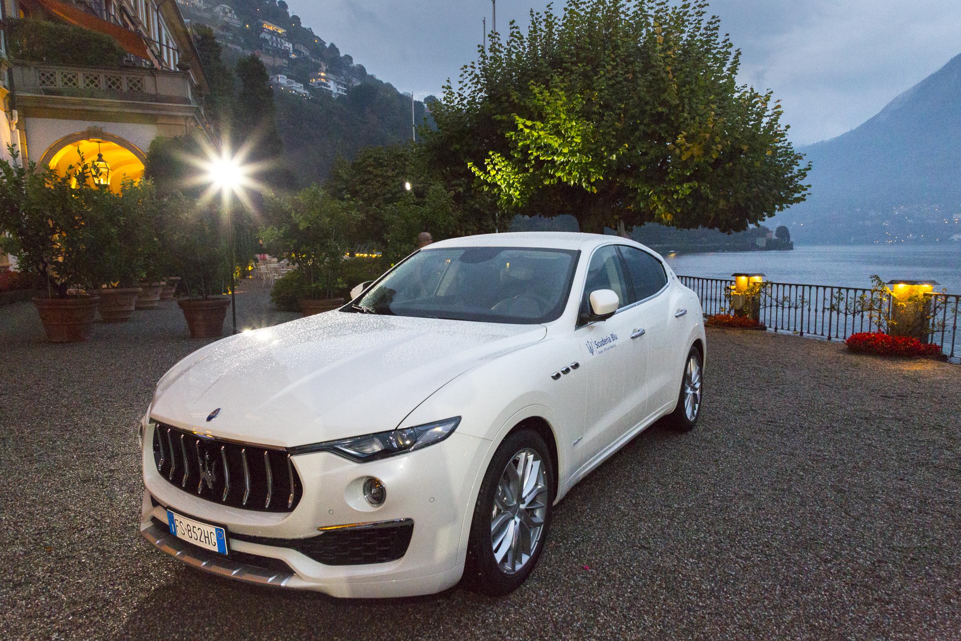 Maserati Levante - Villa d'Este 13