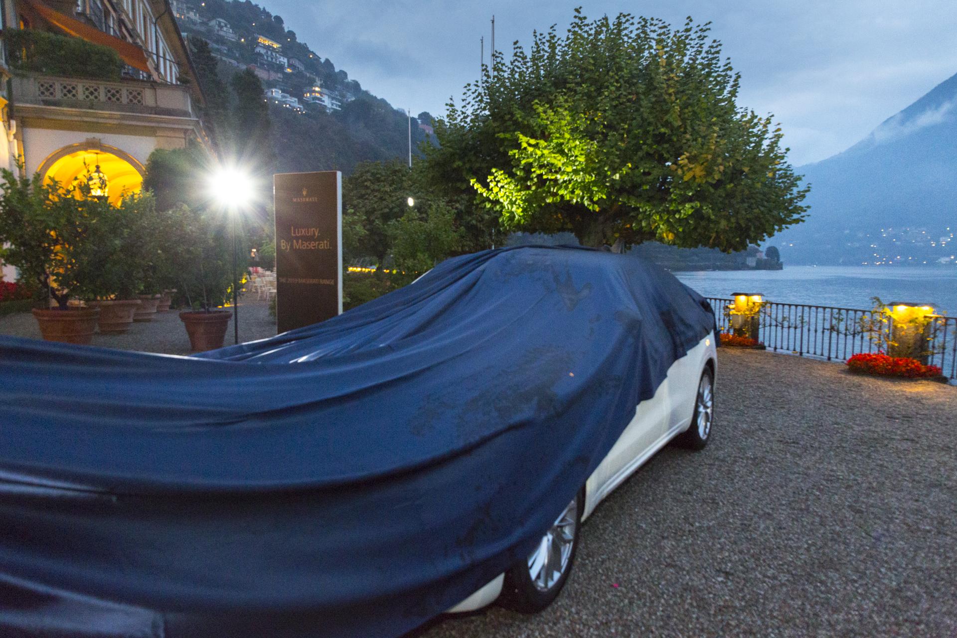 Maserati Levante - Villa d'Este 14