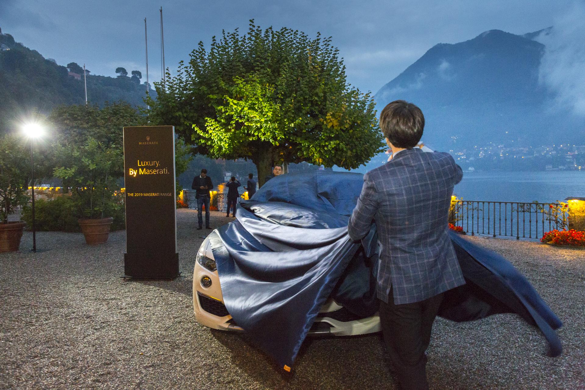 Maserati Levante - Villa d'Este 15