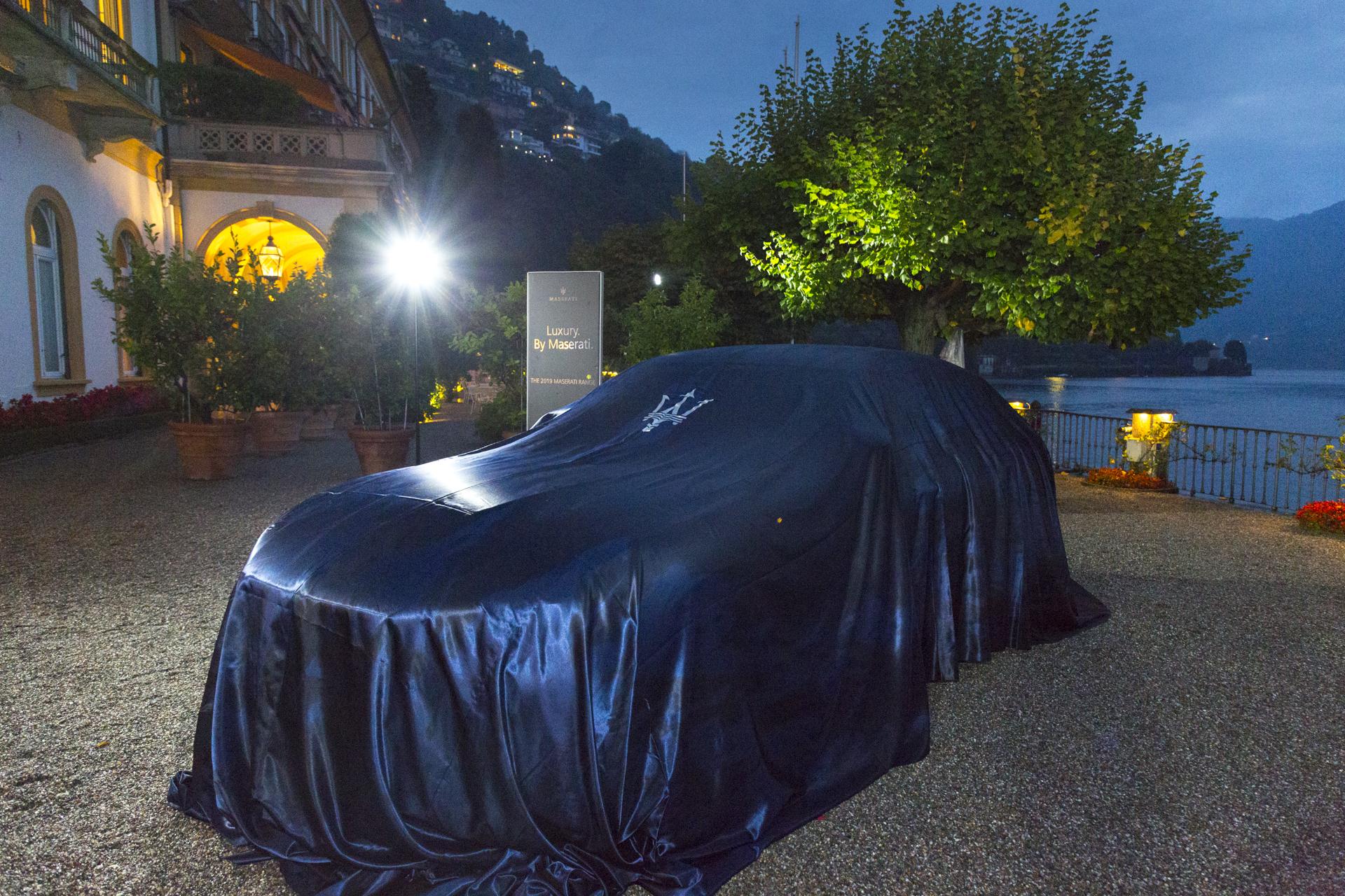 Maserati Levante - Villa d'Este 16