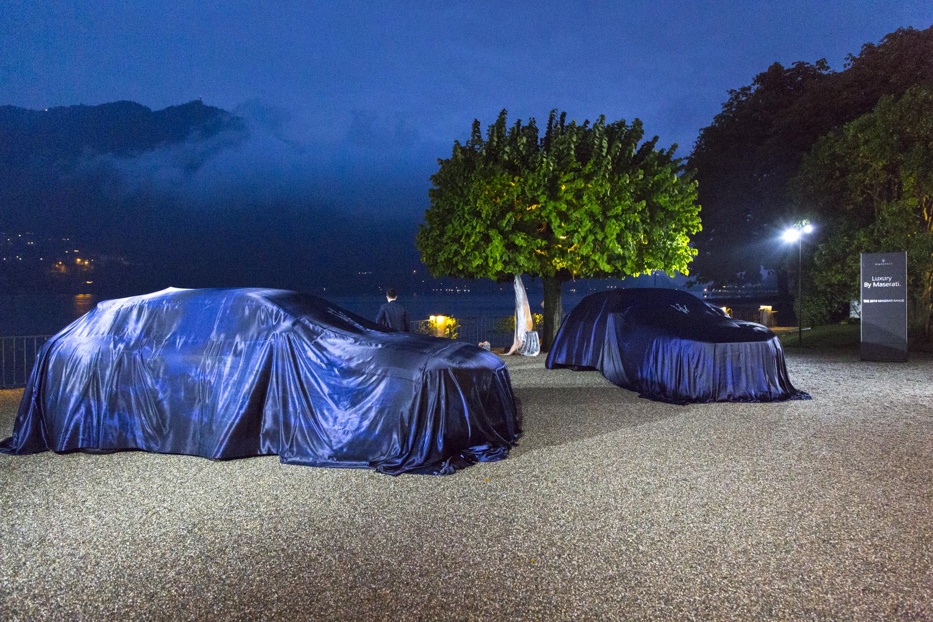 Maserati Levante - Villa d'Este 18