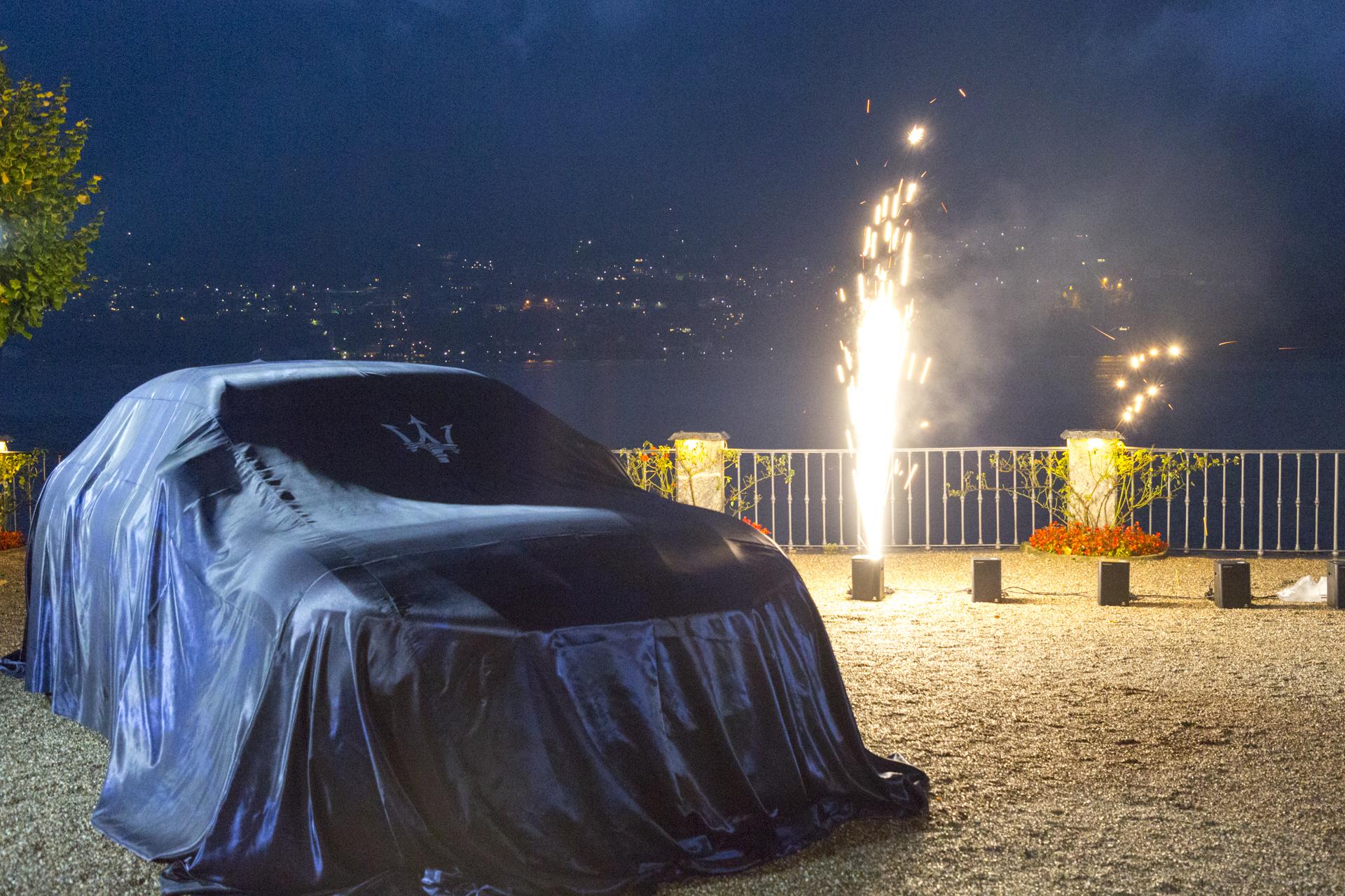 Maserati Levante - Villa d'Este 19