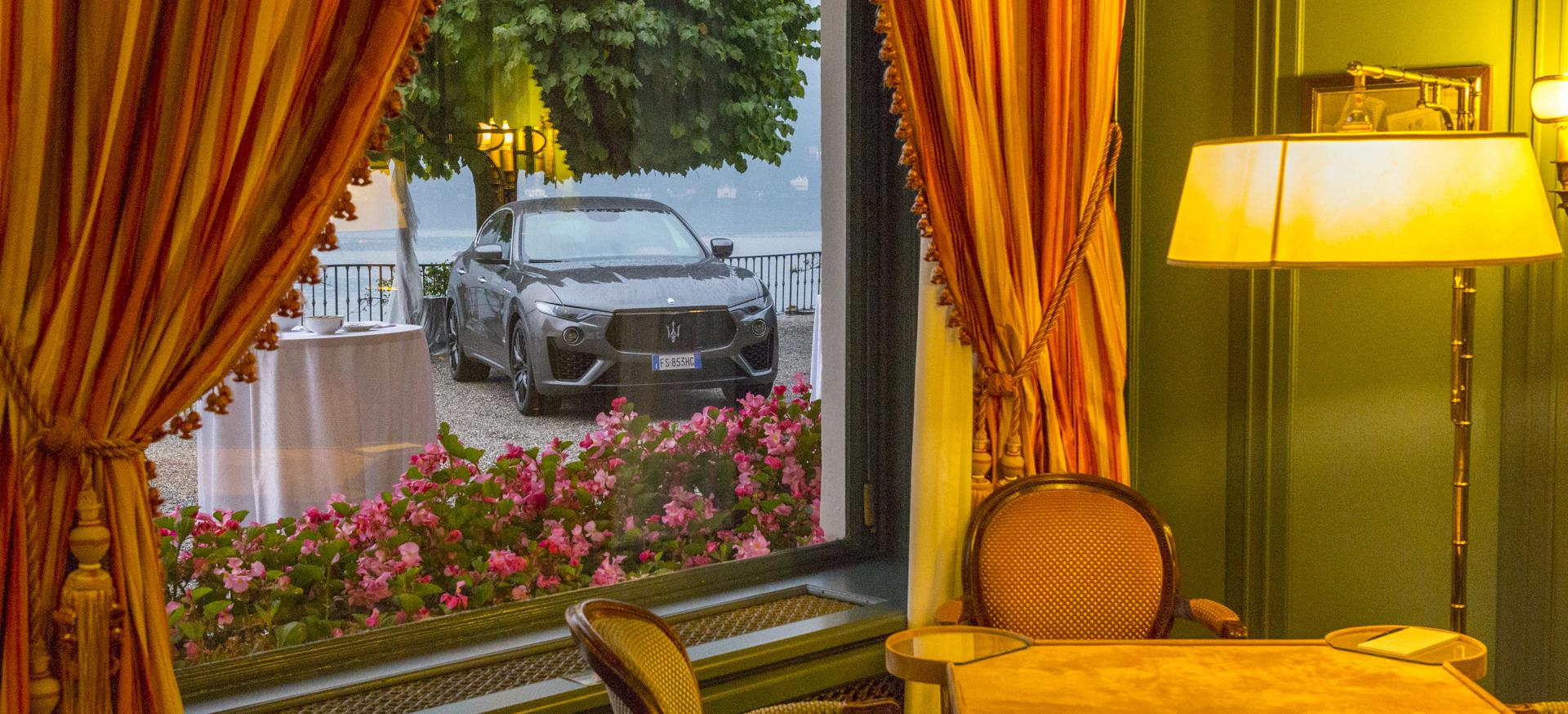 Maserati Levante - Villa d'Este 1